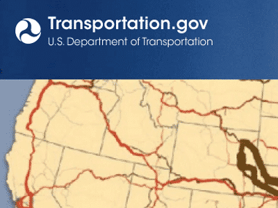 Department of Transportation Trucking