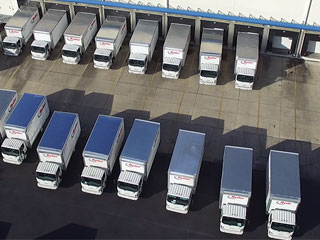 Fleet tracking for large to enterprise class fleets