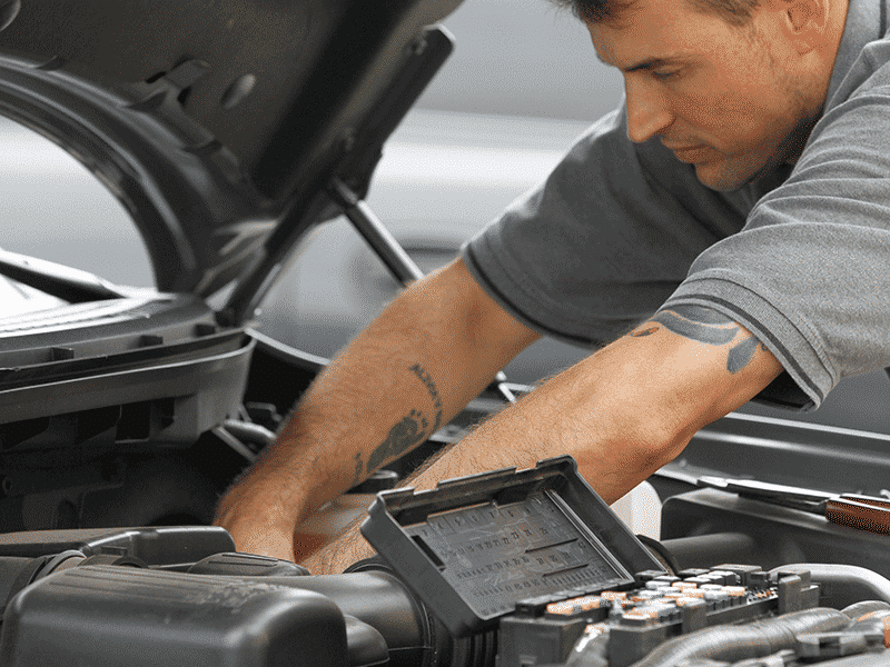 Fleet Maintenance Repair Service