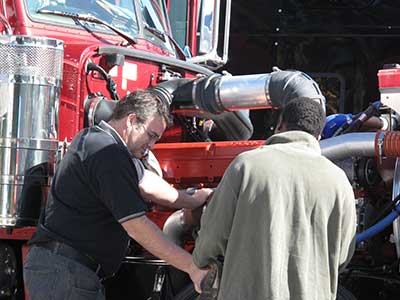 Fleet Truck Maintenance