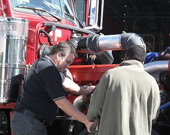 Truck Fleet Maintenance
