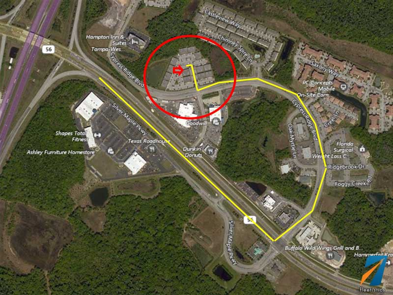 NSC Training Center Directions