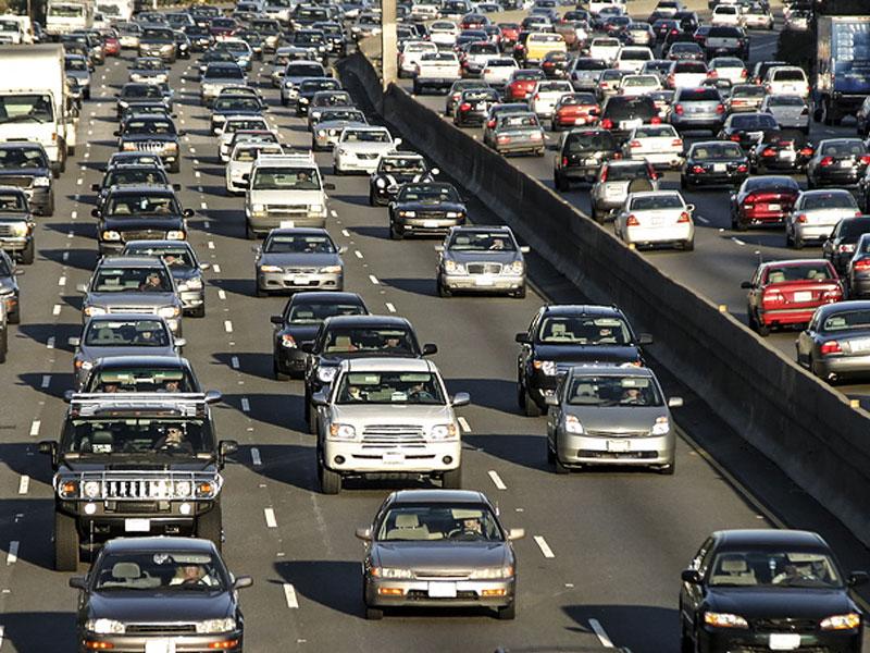Road conditions - Gridlock