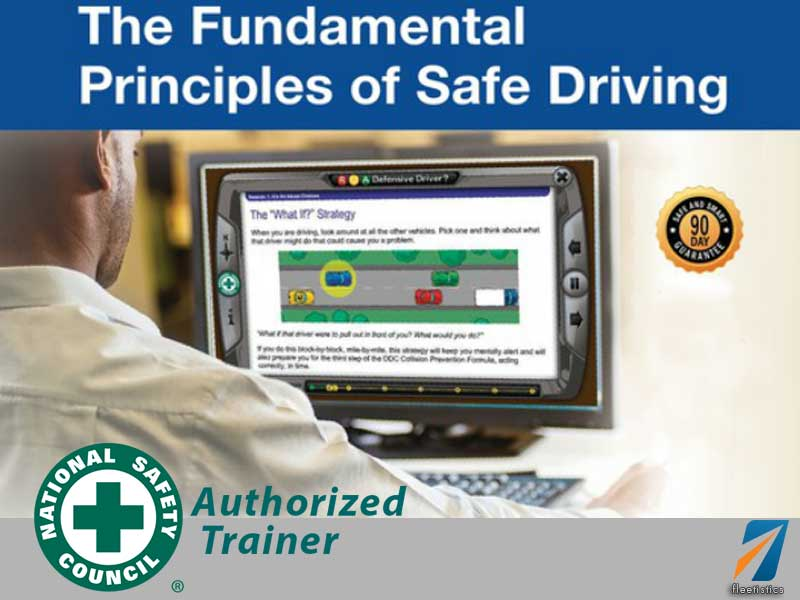 National Safety Council NSC Defensive Driver Course