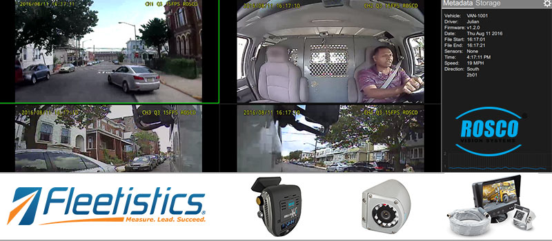 In-Cab Video by Rosco Vision Systems