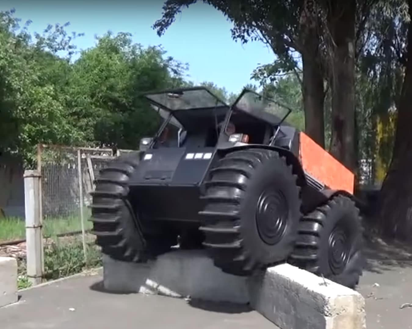 Sherp-ATV-Over-Barrier