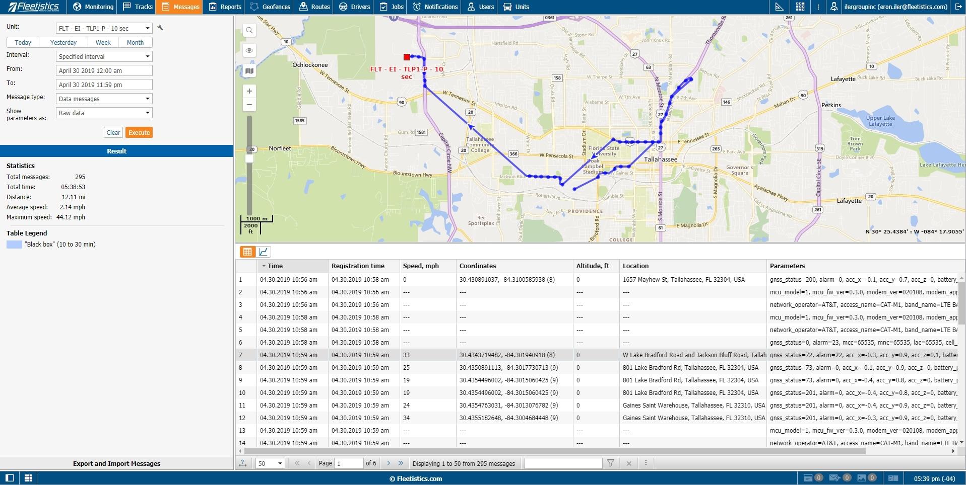 Large Fleet Tracking: GPS Trackers, Telematics, ELD, Engine