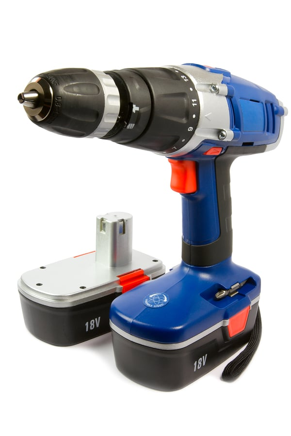 rechargeable cordless drill
